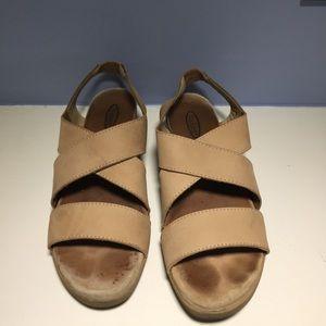 Rockport sling sandals 9